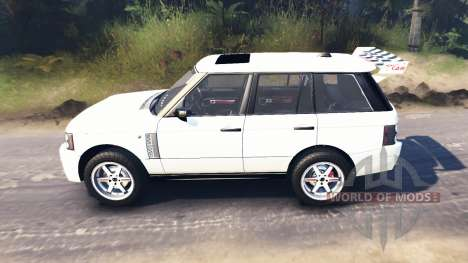 Range Rover Sport v2.0 для Spin Tires