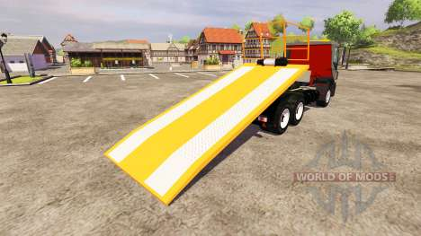 Iveco Stralis 300 [evacuator] для Farming Simulator 2013
