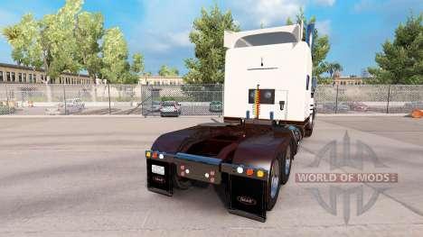 Скин Miller Cattle Co. на тягач Peterbilt 389 для American Truck Simulator