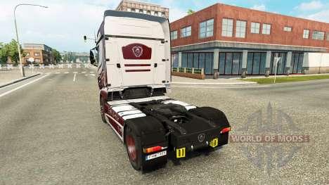 Скин Fantasy на тягач Scania R700 для Euro Truck Simulator 2