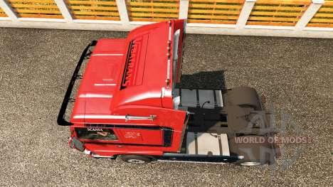 Scania 143M VeBa Trans для Euro Truck Simulator 2