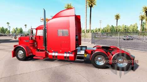 Peterbilt 389 v1.12 для American Truck Simulator