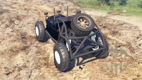 Rock Buggy для Spin Tires