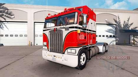 Kenworth K100 для American Truck Simulator
