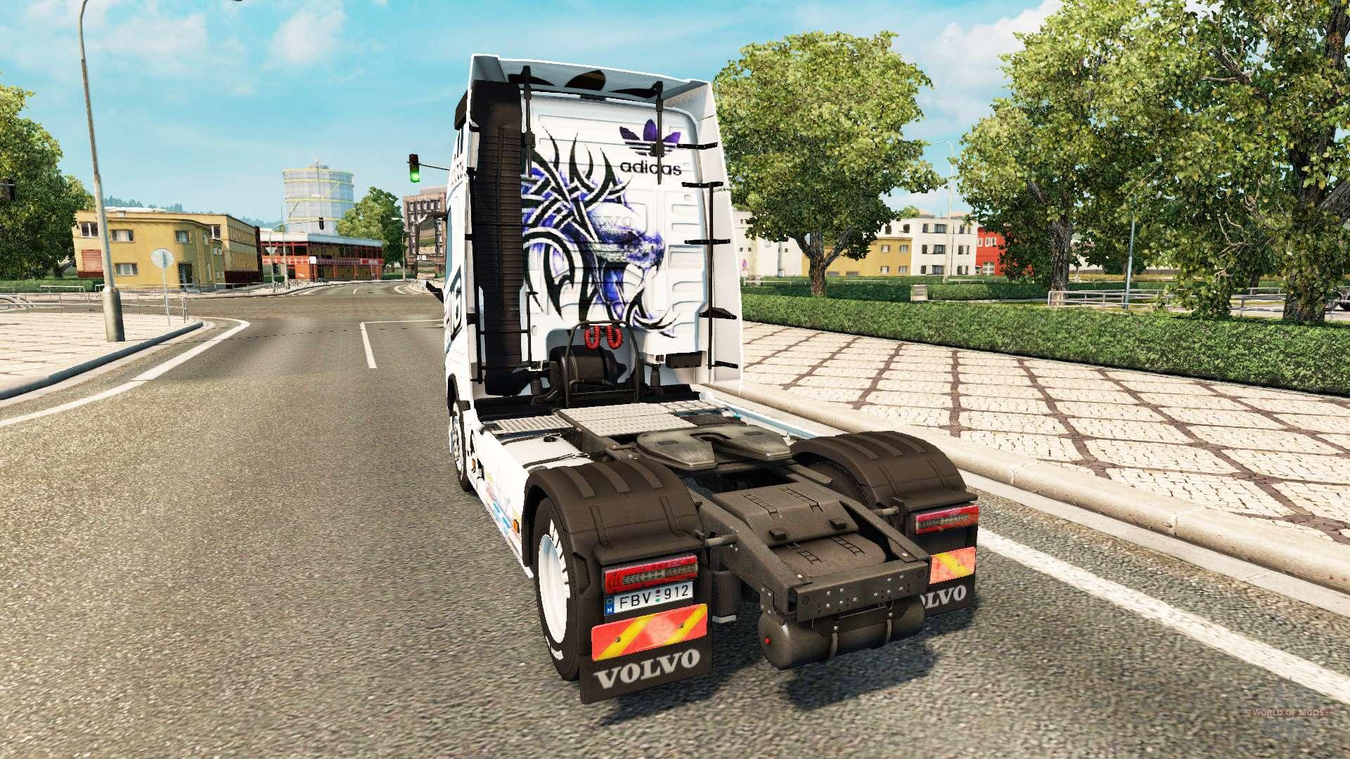 Моды Для Euro Truck Simulator 2 1.5.2.1S