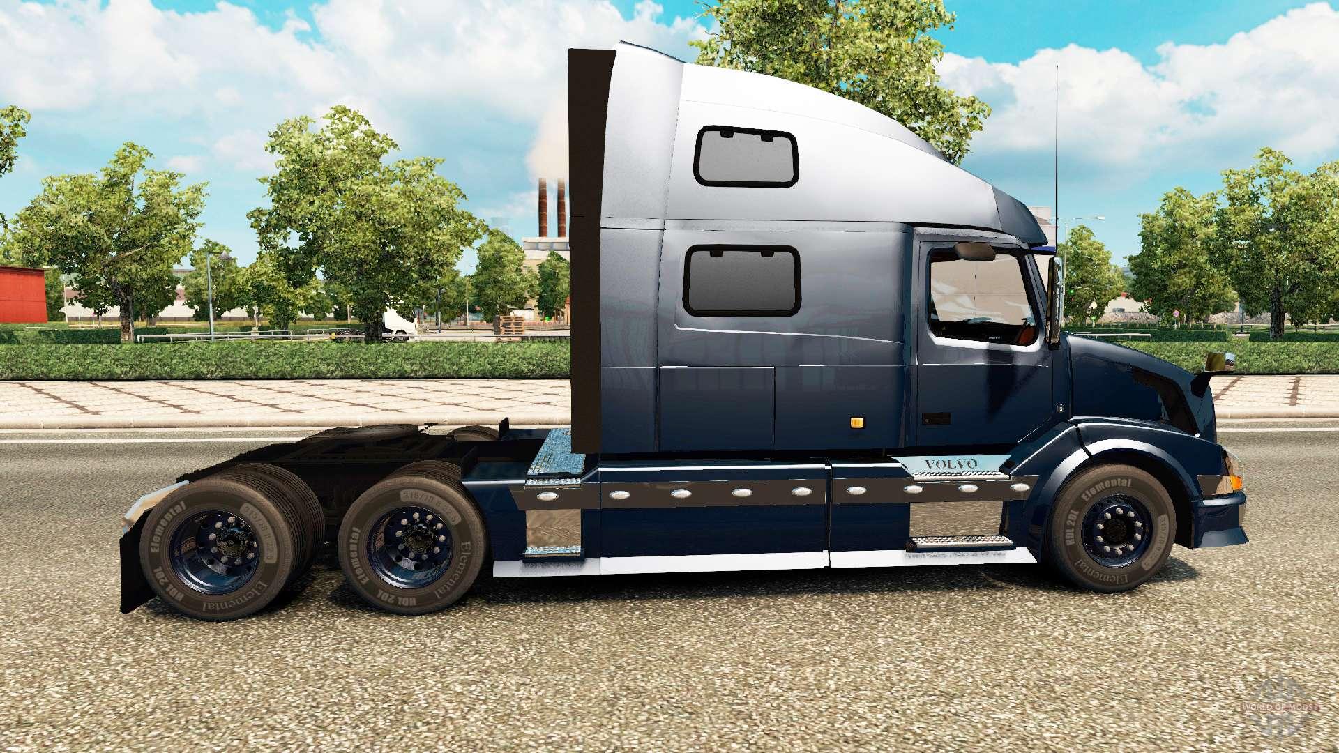 Volvo 780 VNL: Özellikler