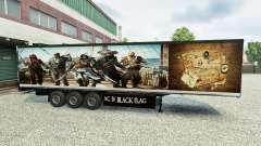 Скин Assassins Creed IV на полуприцеп
