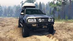 Toyota Land Cruiser 200 для Spin Tires