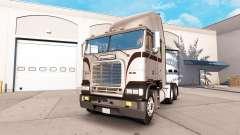 Скин Metallic Gray на тягач Freightliner FLB