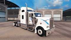 Скин Walmart на тягач Kenworth W900