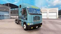 Скин Werner на тягач Freightliner Argosy