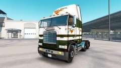 Скин POZZi на тягач Freightliner FLB