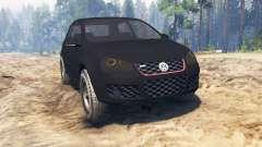 Volkswagen Golf V GTI 2006 для Spin Tires