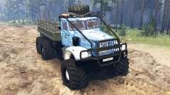 КрАЗ-214 v3.0