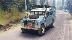Land Rover Defender Series III