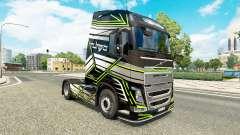 Скин Concept Image на тягач Volvo