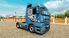 Скин World Of Trucks на тягачи