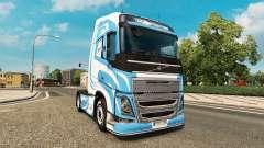 Скин LB Design на тягач Volvo
