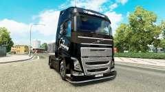 Скин Save the Ring на тягач Volvo