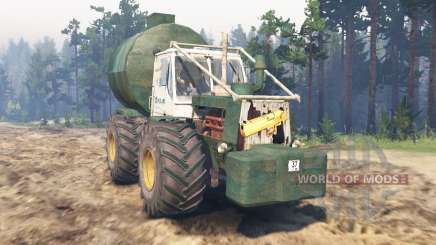 Т-157 для Spin Tires