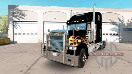 Freightliner Classic XL [reworked] для American Truck Simulator