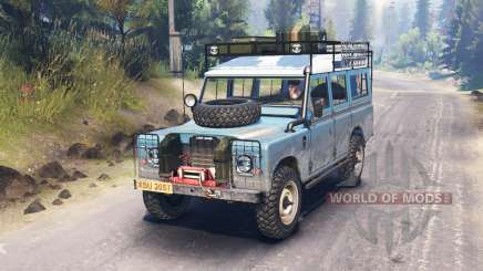 Land Rover Defender Series III для Spin Tires