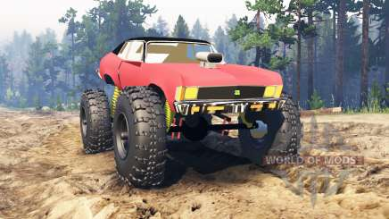 Chevrolet Nova для Spin Tires