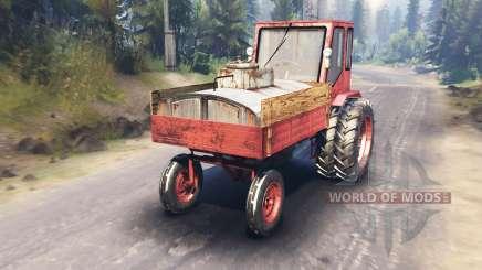 Т-16 для Spin Tires