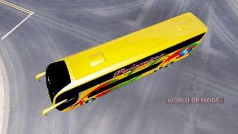 Comil Campione DD Prototype 2011 для American Truck Simulator