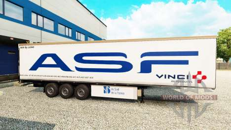 Скины на полуприцепы для Euro Truck Simulator 2