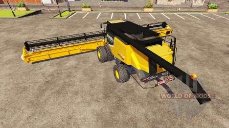 CLAAS Lexion 770 для Farming Simulator 2013