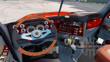 Freightliner Coronado [update] для American Truck Simulator