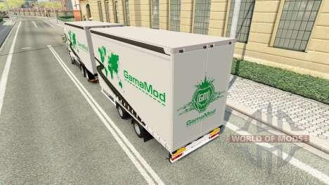 Scania R730 BDF для Euro Truck Simulator 2