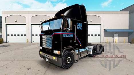 Скин Terminator 2 на тягач Freightliner FLB для American Truck Simulator