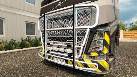 Front Grill для Euro Truck Simulator 2