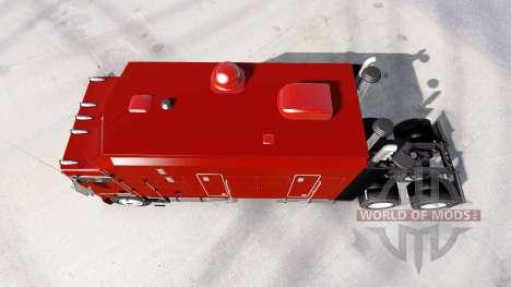 Kenworth K100 Long v2.0 для American Truck Simulator