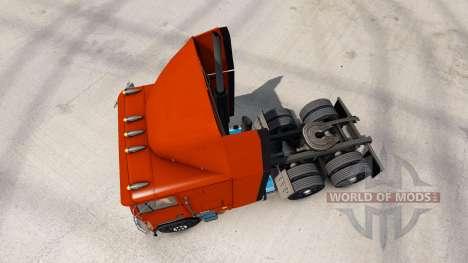 Freightliner FLB v2.0 для American Truck Simulator
