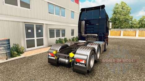 MAN TGA 18.440 v1.2 для Euro Truck Simulator 2