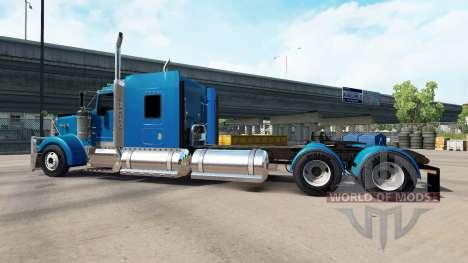 Kenworth W900 v1.3 для American Truck Simulator