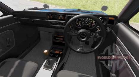 Nissan Skyline 2000GT для BeamNG Drive