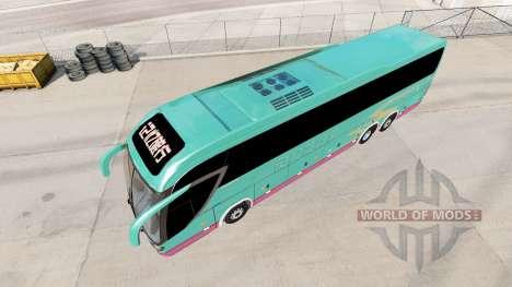 Mascarello Roma 370 [travel memory] для American Truck Simulator