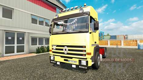 Renault Major для Euro Truck Simulator 2