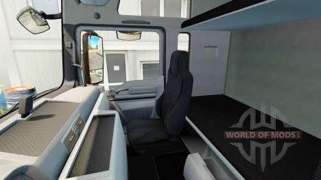 MAN TGX v1.02 для Euro Truck Simulator 2