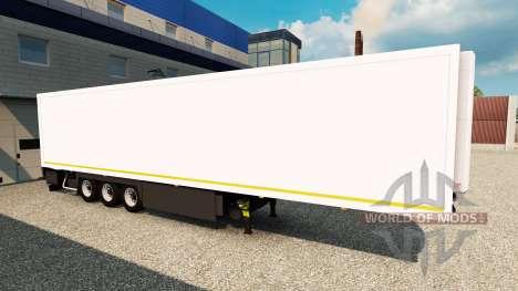 Полуприцеп Lamberet SR2 Futura для Euro Truck Simulator 2