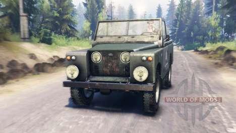 Land Rover Series I для Spin Tires