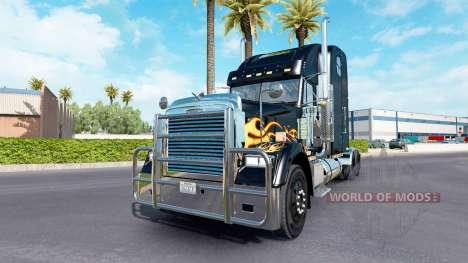 Freightliner Classic XL [update] для American Truck Simulator