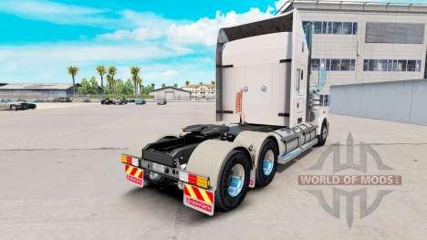 Kenworth T908 v2.0 для American Truck Simulator