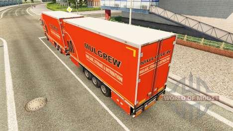Scania R730 Tandem для Euro Truck Simulator 2
