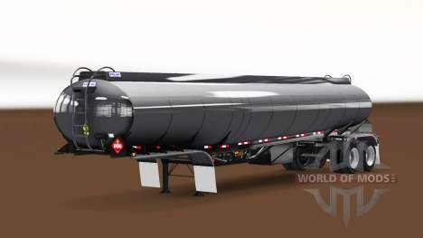 Топливный полуприцеп для American Truck Simulator