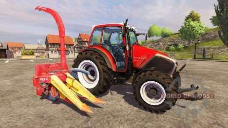 Pottinger Mex II Rotation для Farming Simulator 2013